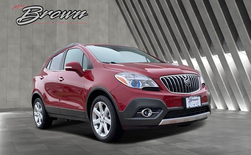 2015 Buick Encore Leather Granbury TX