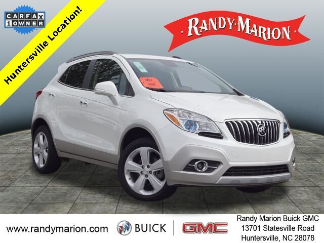 2015 Buick Encore Leather Hickory NC