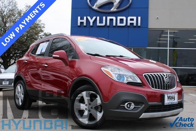 2015 Buick Encore Leather Waco TX