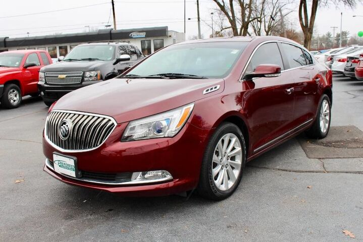 2015 Buick LaCrosse Leather Fort Wayne Auburn and Kendallville IN