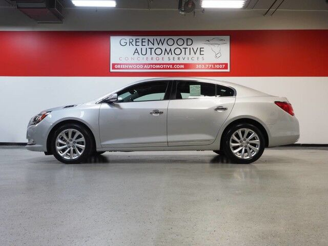 2015 Buick LaCrosse Leather Greenwood Village CO