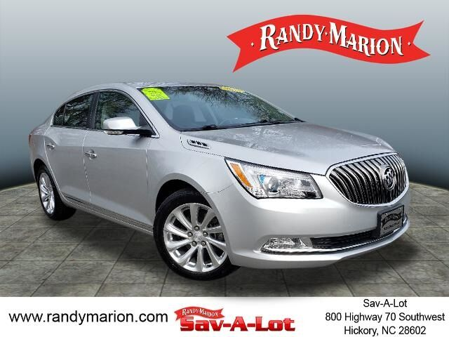 2015 Buick LaCrosse Leather Group Hickory NC