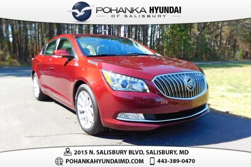 2015_Buick_LaCrosse_Leather Group **MUST SEE**_ Salisbury MD