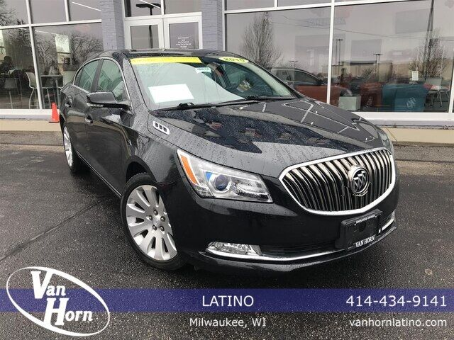 2015 Buick LaCrosse Leather Group Milwaukee WI