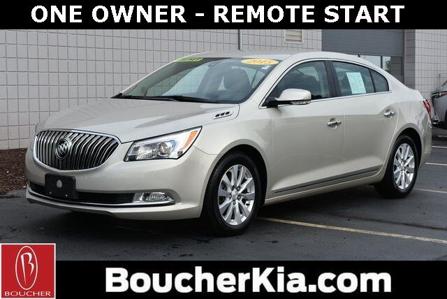 2015 Buick LaCrosse Leather Group Racine WI