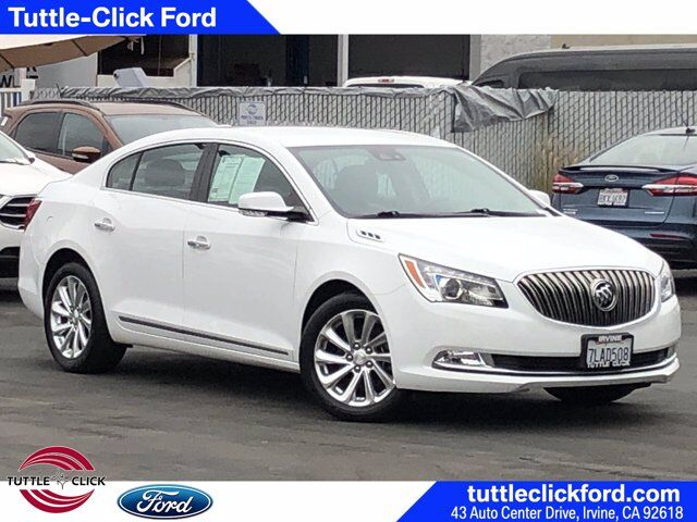 2015 Buick LaCrosse Leather Irvine CA