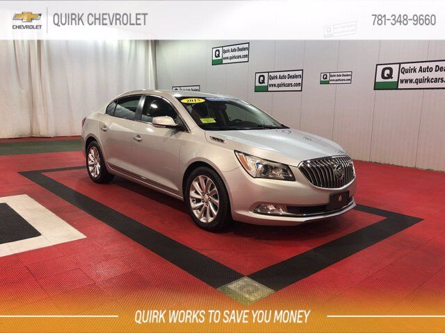 2015 Buick LaCrosse Leather Braintree MA