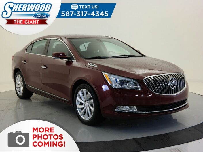 2015 Buick LaCrosse Leather Sherwood Park AB