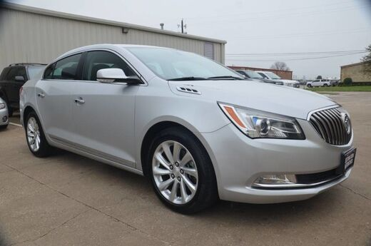 2015 Buick LaCrosse Leather Wylie TX