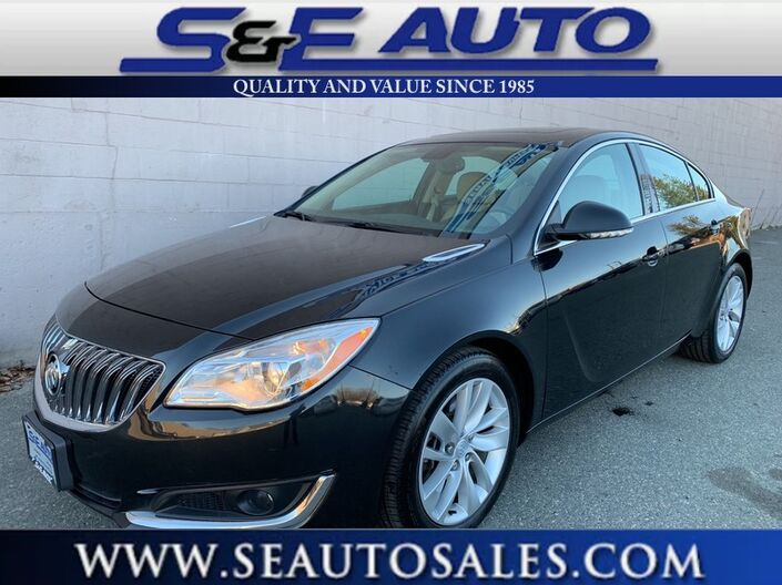 2015 Buick Regal  Walpole MA