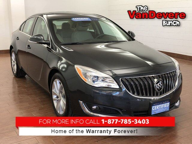 2015 Buick Regal Turbo Akron OH