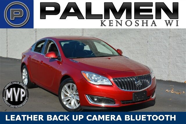 2015 Buick Regal Turbo Kenosha WI