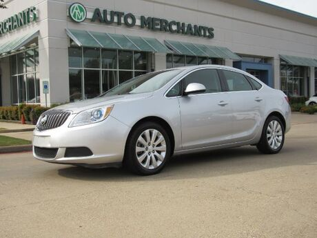 2015 Buick Verano Base BACKUP CAM, BLUETOOTH, LEATHER, SAT RADIO, REMOTE START, CRUISE Plano TX