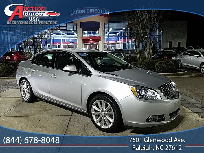 2015 Buick Verano Convenience Group Raleigh
