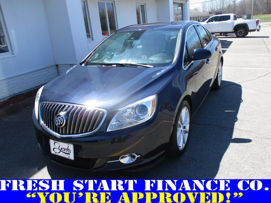 2015 Buick Verano Leather Group Houlton ME