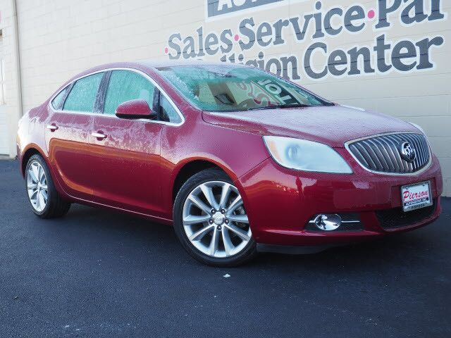 2015 Buick Verano Leather Group Middletown OH