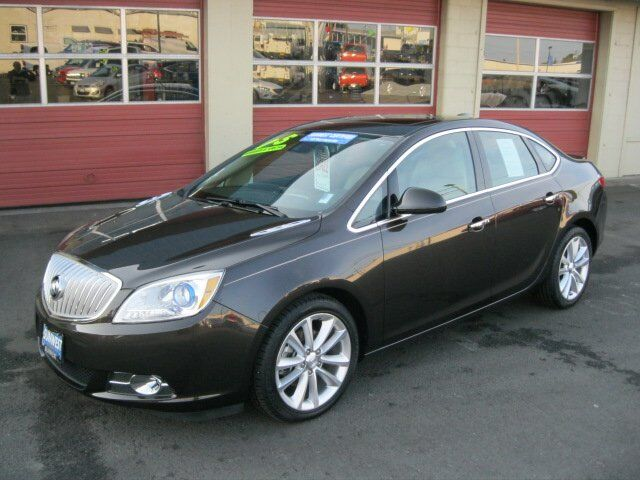 2015 Buick Verano Premium Turbo Group Newport OR