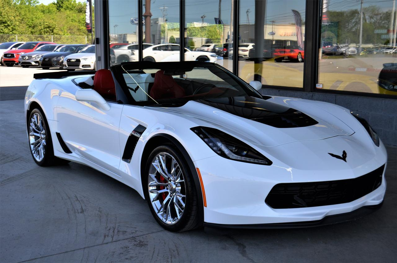 2015 CHEVROLET CORVETTE Z06 2LZ Knoxville TN