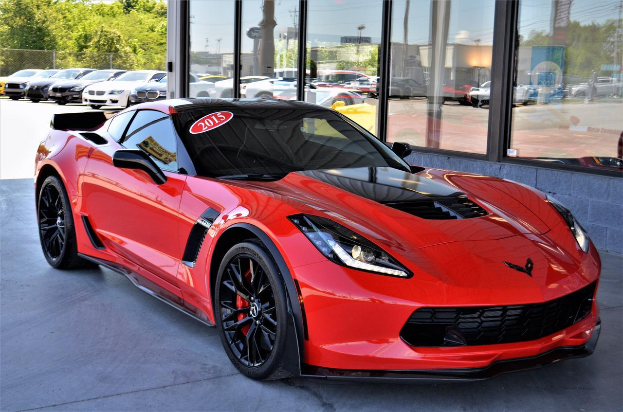 2015 CHEVROLET CORVETTE Z06 3LZ Knoxville TN