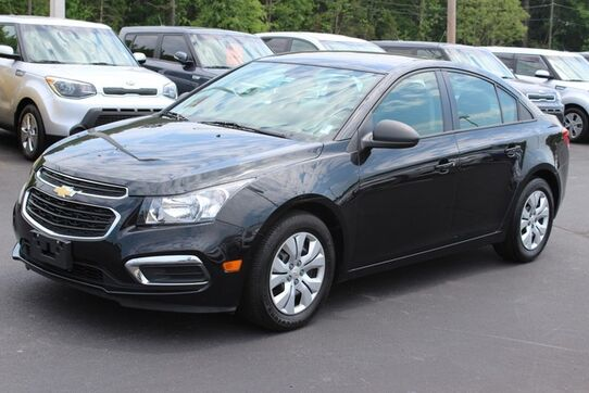 2015_CHEVROLET_CRUZE_4DR SDN MAN LS_ Greenville SC