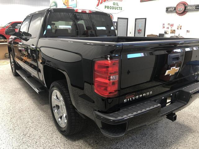 2015 CHEVROLET SILVERADO 1500 CREW CAB 4X4 LT Z71 MIDNIGHT EDITION Bridgeport WV
