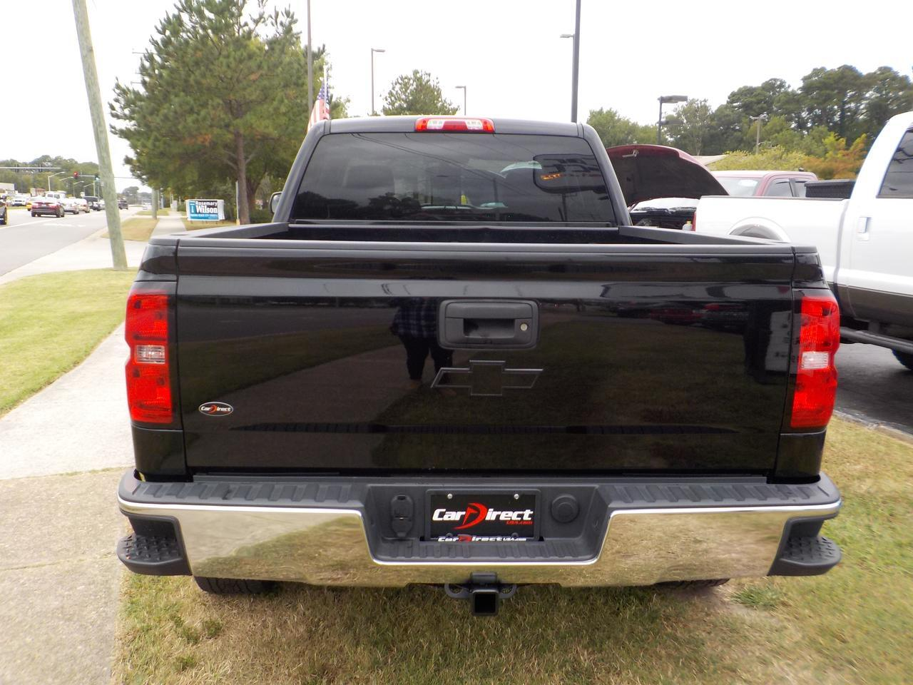 2015 CHEVROLET SILVERADO LT 4X4, BLUETOOTH, BACK UP CAMERA, ONSTAR, TOW, USB! Virginia Beach VA