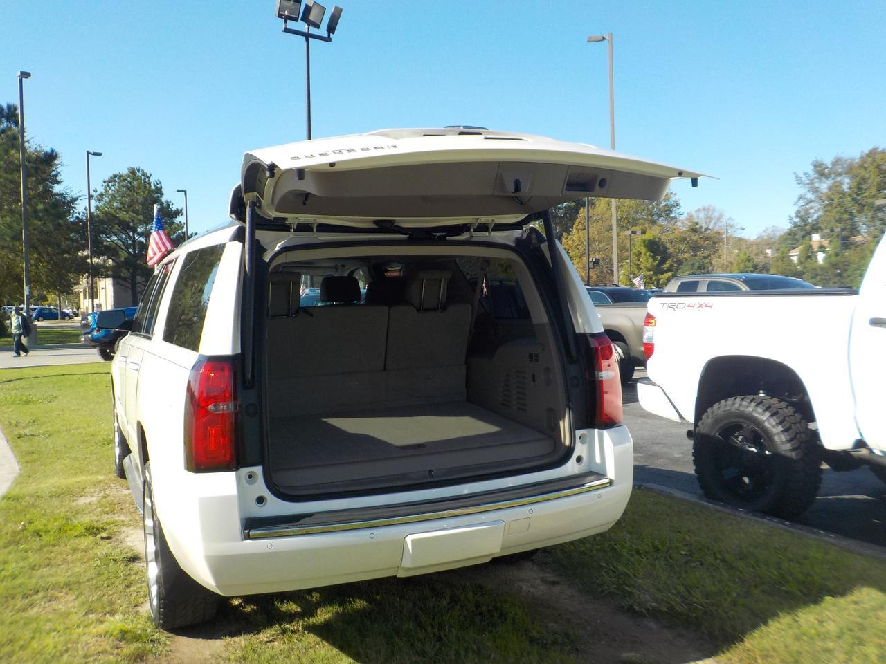 2015 CHEVROLET SUBURBAN LTZ 4X4, ONE OWNER, LOADED, LEATHER HEATED SEATS, NAVI, BOSE PREMIUM SOUND, SUNROOF, ONLY 72K MILES! Virginia Beach VA