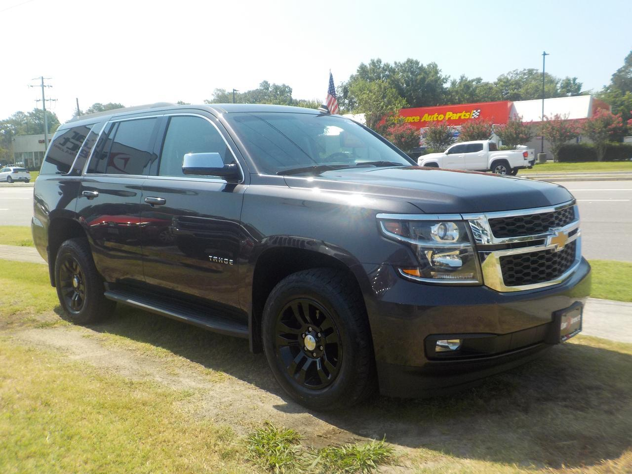 2015 CHEVROLET TAHOE LT 4X4,BOSE SOUND, POWER 3RD ROW, NAVIGATION, RUNNING BOARDS, BLUETOOTH, HEATED SEATS! Virginia Beach VA