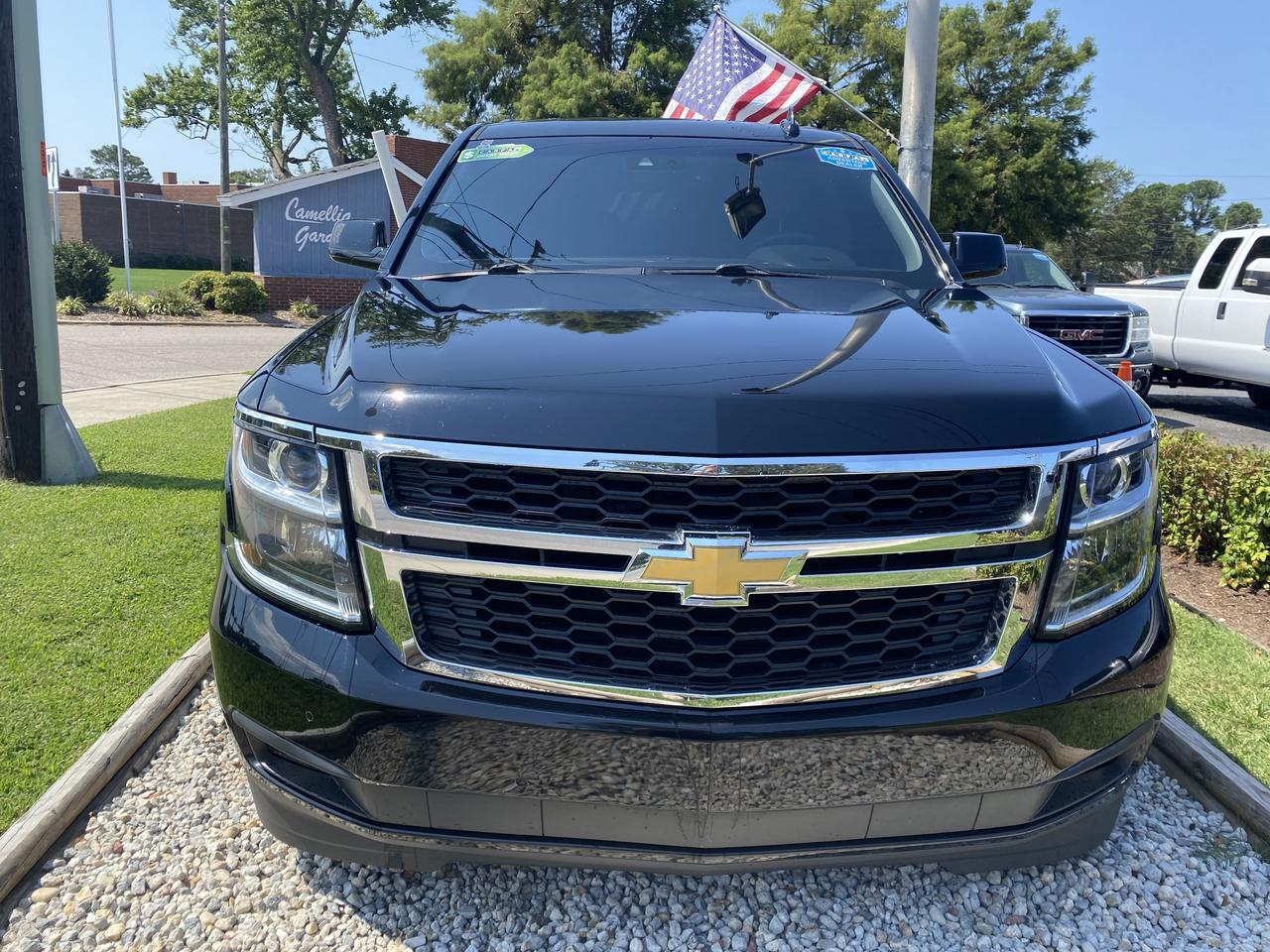 2015 CHEVROLET TAHOE LT, WARRANTY, LEATHER, SUNROOF, NAV, HEATED/COOLED SEATS, 3RD ROW, FULLY LOADED, CLEAN CARFAX! Norfolk VA