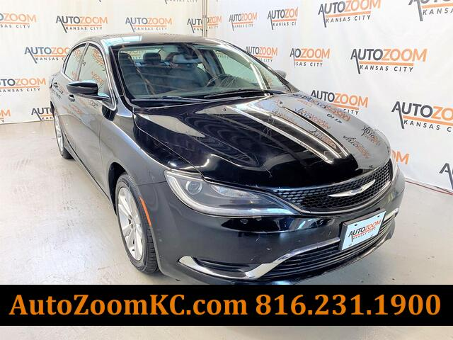 2015 CHRYSLER 200 LIMITED  Kansas City MO