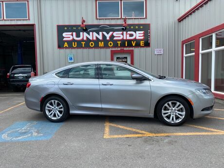 2015 CHRYSLER 200 LIMITED Idaho Falls ID