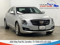 2015_Cadillac_ATS_2.0L TURBO LUXURY AWD NAVIGATION SUNROOF LEATHER HEATED SEATS RE_ Carrollton TX