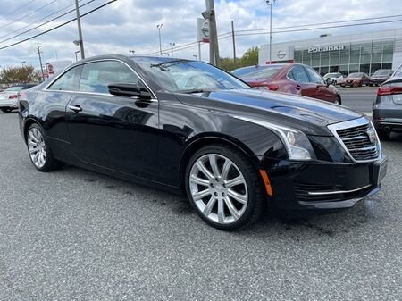 2015_Cadillac_ATS_2.0L Turbo ** GUARANTEED FINAINCING **_ Salisbury MD