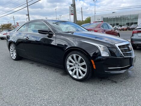 2015_Cadillac_ATS_2.0L Turbo ** GUARANTEED FINAINCING **_ Salisbury MD