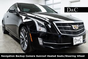 2015_Cadillac_ATS_2.0L Turbo Luxury_ Portland OR