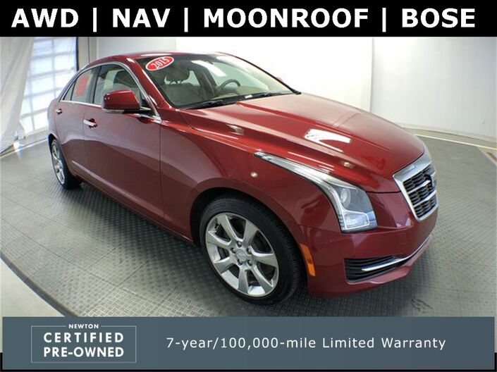 2015 Cadillac ATS 2.0L Turbo Luxury Nashville TN