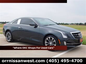 2015_Cadillac_ATS_2.0L Turbo Performance_ Oklahoma City OK