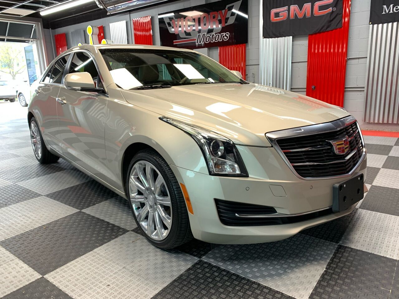 2015 Cadillac ATS 2.0T Luxury AWD 4dr Sedan Royal Oak MI