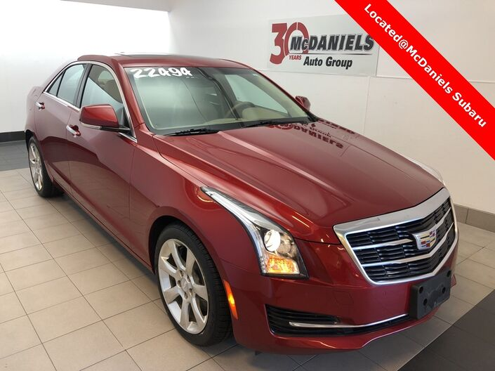 2015 Cadillac ATS 2.5L Luxury Columbia SC