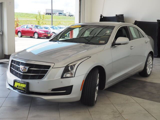 2015 Cadillac ATS 3.6L Luxury Epping NH