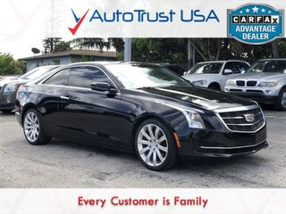 Cadillac ATS Coupe 2.0L Turbo LEATHER BACKUP CAM BLUETOOTH POWER SEAT 2015