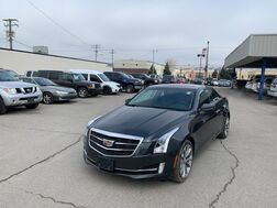 2015_Cadillac_ATS Coupe_Luxury AWD_ Cleveland OH
