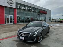 2015_Cadillac_ATS Coupe_Luxury RWD_ Harlingen TX