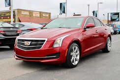 2015_Cadillac_ATS Sedan_Luxury AWD_ Fort Wayne Auburn and Kendallville IN