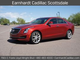 2015_Cadillac_ATS Sedan_Luxury AWD_ Phoenix AZ