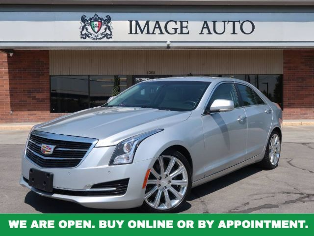 2015 Cadillac ATS Sedan Luxury AWD West Jordan UT