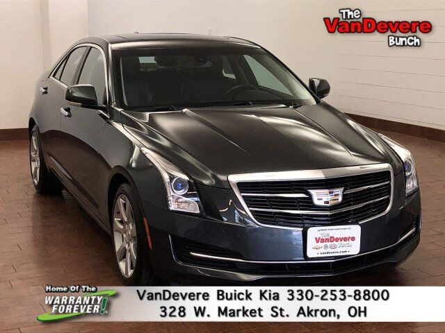 2015 Cadillac ATS Sedan Luxury RWD Akron OH