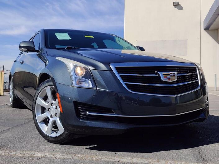 2015 Cadillac ATS Sedan Luxury RWD El Paso TX