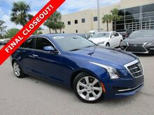 2015_Cadillac_ATS Sedan_Luxury RWD_ Fort Myers FL
