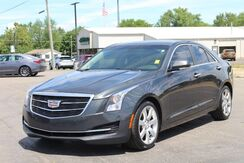 2015_Cadillac_ATS Sedan_Luxury RWD_ Fort Wayne Auburn and Kendallville IN
